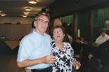 Jack and Joan Iversen - Her 70th birthday party