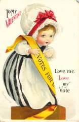 Love me Love my Vote