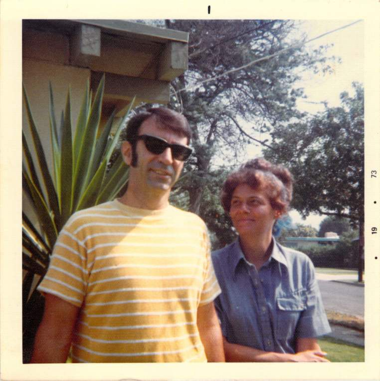 Jack and Joan, 1973